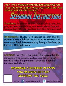 grad sessional poster