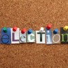 Election pinned on noticeboard